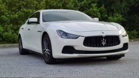 2014 Maserati Ghibli for sale at CU Carfinders in Norcross GA