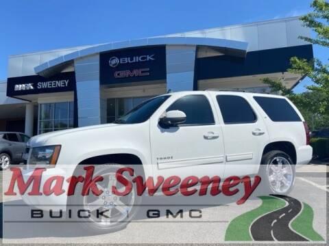 2012 Chevrolet Tahoe for sale at Mark Sweeney Buick GMC in Cincinnati OH
