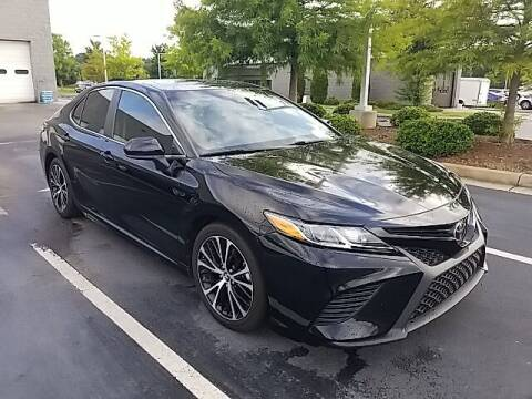2018 Toyota Camry for sale at Southern Auto Solutions - Lou Sobh Kia in Marietta GA