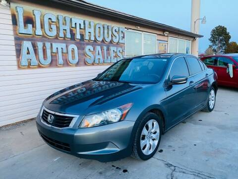 2009 Honda Accord for sale at Lighthouse Auto Sales LLC in Grand Junction CO