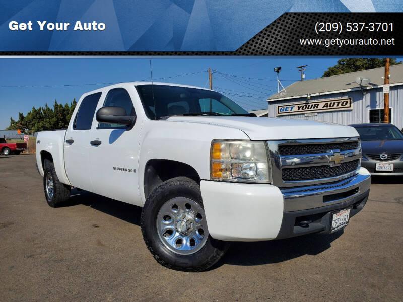 2009 Chevrolet Silverado 1500 for sale at Get Your Auto in Ceres CA
