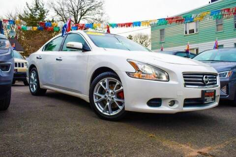 2012 Nissan Maxima for sale at Buy Here Pay Here Auto Sales in Newark NJ