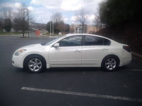 2009 Nissan Altima for sale at Easy Auto Sales LLC in Charlotte NC