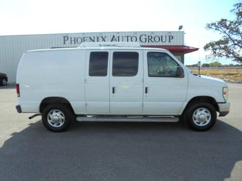 2010 Ford E-Series Cargo for sale at PHOENIX AUTO GROUP in Belton TX