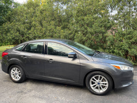 2016 Ford Focus for sale at ACE HARDWARE OF ELLSWORTH dba ACE EQUIPMENT in Canfield OH
