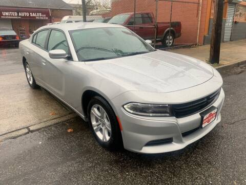 2020 Dodge Charger for sale at United Auto Sales of Newark in Newark NJ