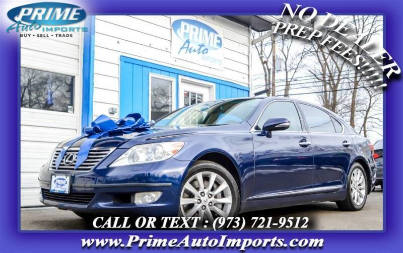 2010 Lexus LS 460 for sale in Bloomingdale, NJ