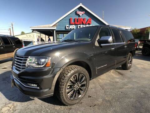 2015 Lincoln Navigator L for sale at LUNA CAR CENTER in San Antonio TX