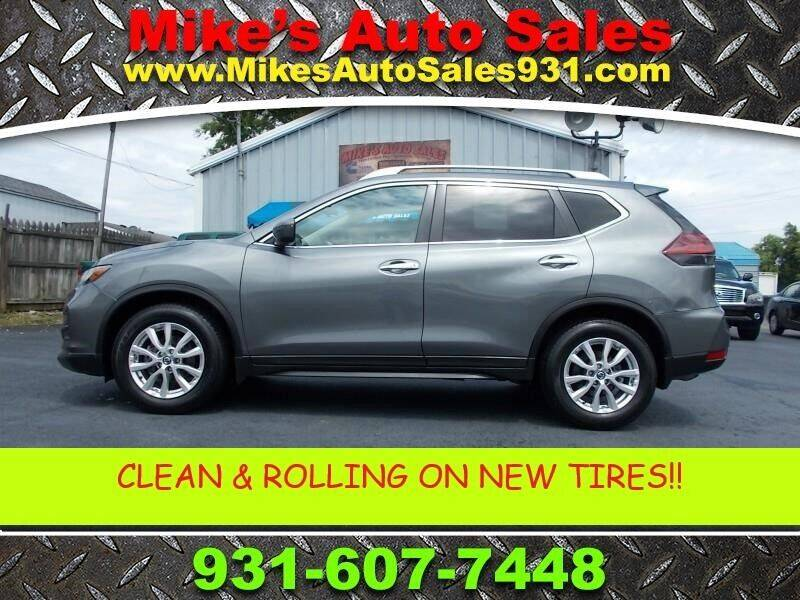 2020 Nissan Rogue for sale at Mike's Auto Sales in Shelbyville TN