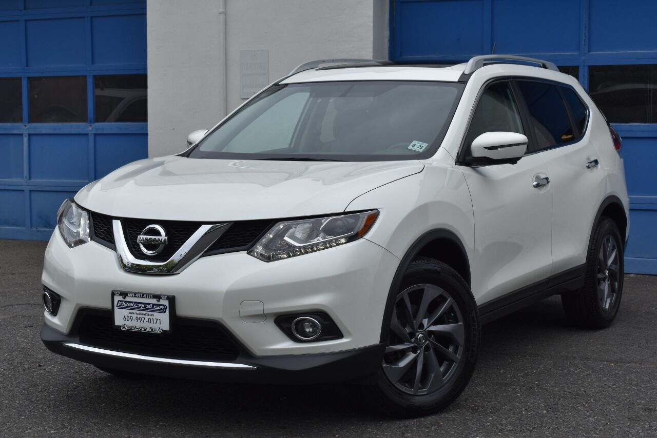 2016 Nissan Rogue SL AWD 4dr Crossover full