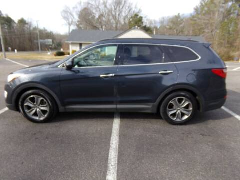 2015 Hyundai Santa Fe for sale at West End Auto Sales LLC in Richmond VA