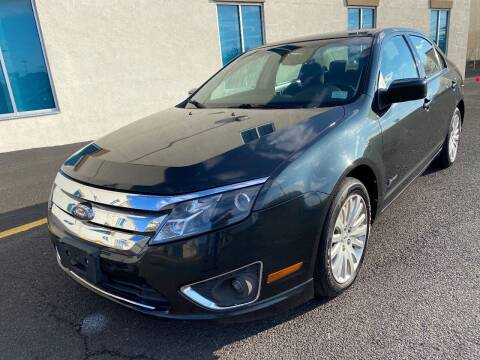 2010 Ford Fusion Hybrid for sale at CAR SPOT INC in Philadelphia PA