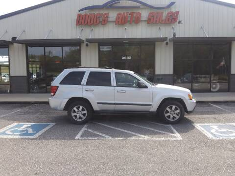 2008 Jeep Grand Cherokee for sale at DOUG'S AUTO SALES INC in Pleasant View TN