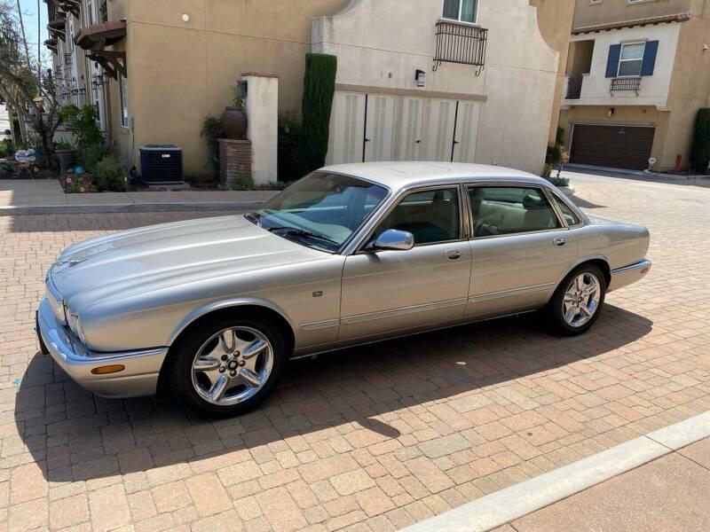 1998 Jaguar XJ-Series for sale at California Motor Cars in Covina CA