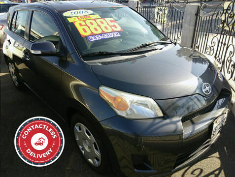 2008 Scion xD for sale at ZOOM CARS LLC in Sylmar CA