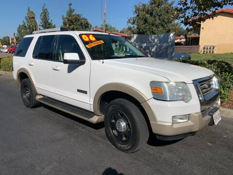 2006 Ford Explorer for sale at 3K Auto in Escondido CA
