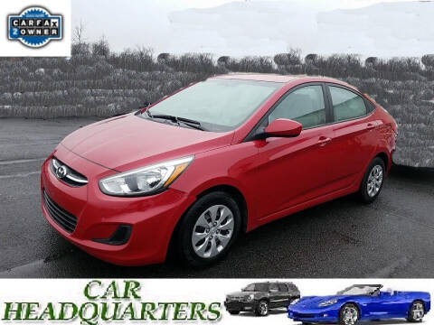 2017 Hyundai Accent for sale at CAR  HEADQUARTERS in New Windsor NY