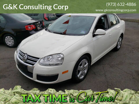 2008 Volkswagen Jetta for sale at G&K Consulting Corp in Fair Lawn NJ