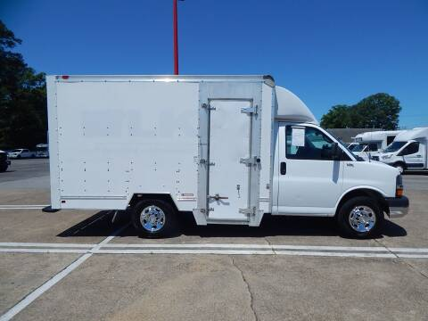 2015 Chevrolet Express Cutaway for sale at Vail Automotive in Norfolk VA