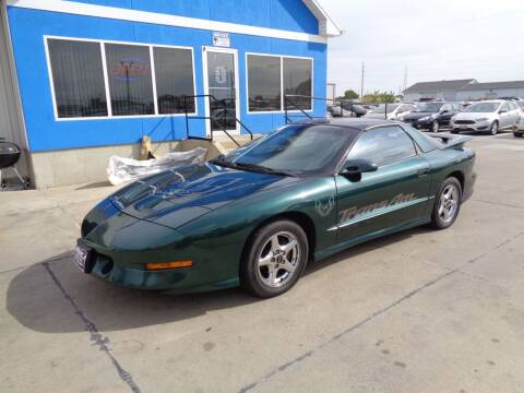 1996 Pontiac Firebird for sale at America Auto Inc in South Sioux City NE