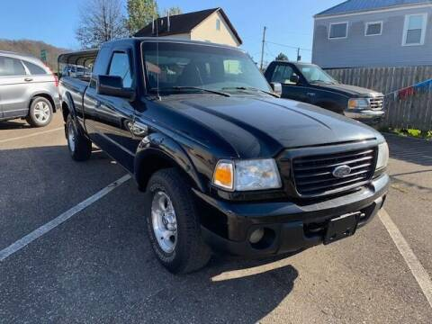 2009 Ford Ranger for sale at Edens Auto Ranch in Bellaire OH
