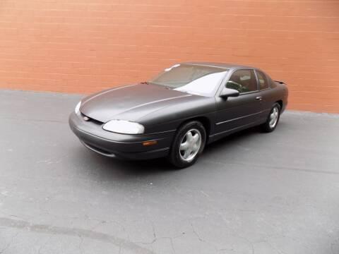 1997 Chevrolet Monte Carlo for sale at S.S. Motors LLC in Dallas GA