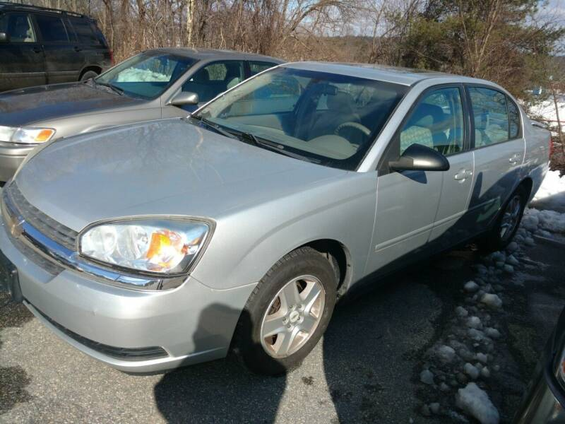 2004 Chevrolet Malibu for sale at Auto Brokers of Milford in Milford NH
