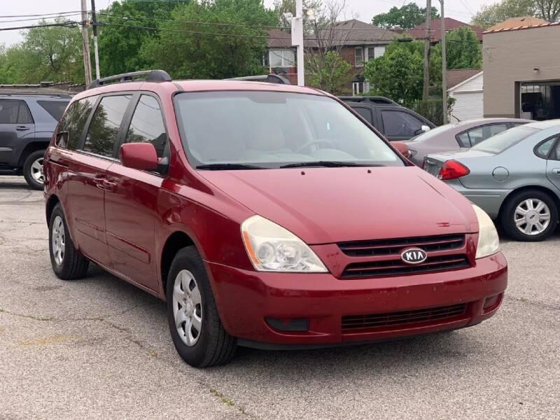 2006 Kia Sedona for sale at IMPORT Motors in Saint Louis MO