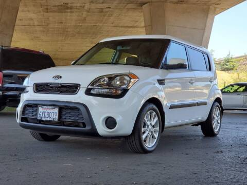 2013 Kia Soul for sale at Gold Coast Motors in Lemon Grove CA