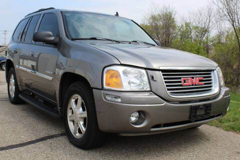 2006 GMC Envoy for sale at S & L Auto Sales in Grand Rapids MI