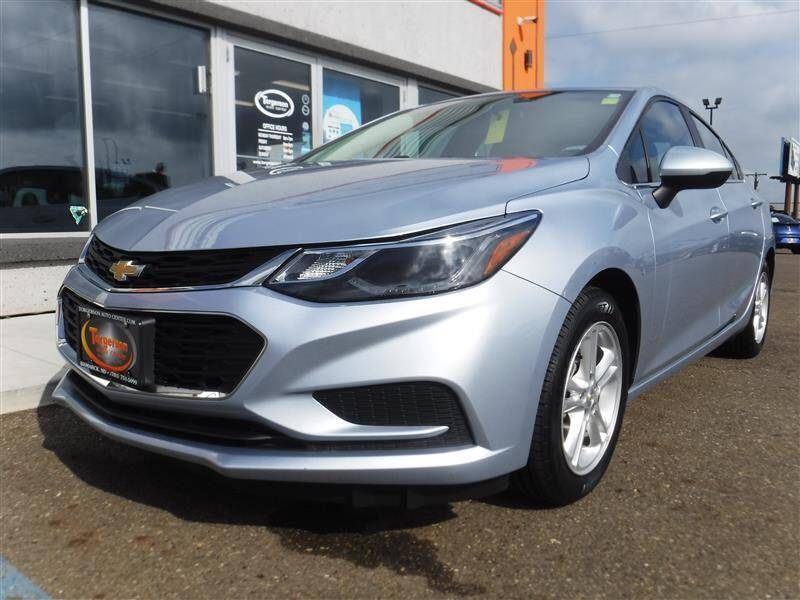 2017 Chevrolet Cruze for sale at Torgerson Auto Center in Bismarck ND