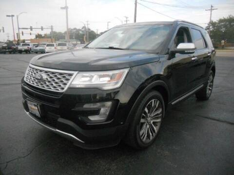 2016 Ford Explorer for sale at Windsor Auto Sales in Loves Park IL