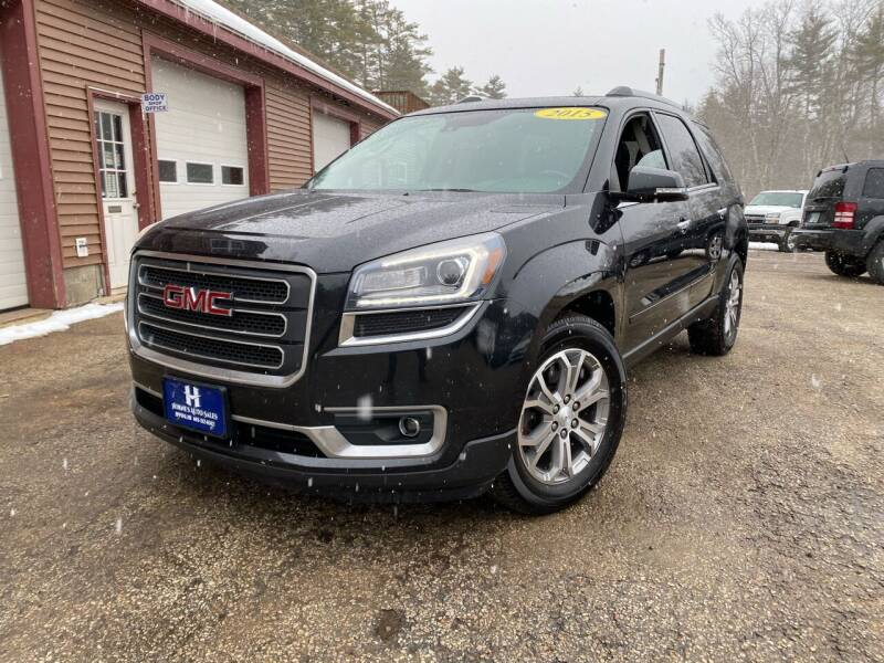 2015 GMC Acadia for sale at Hornes Auto Sales LLC in Epping NH