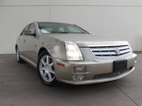 2005 Cadillac STS for sale at QUALITY MOTORCARS in Richmond TX