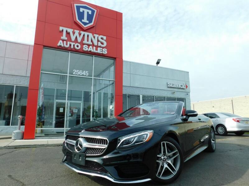 2017 Mercedes-Benz S-Class for sale at Twins Auto Sales Inc Redford 1 in Redford MI