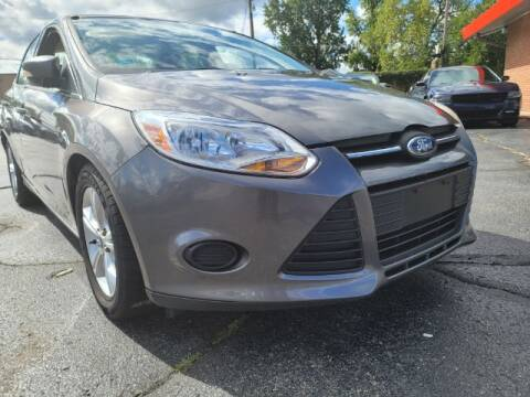 2013 Ford Focus for sale at Dixie Automart LLC in Hamilton OH