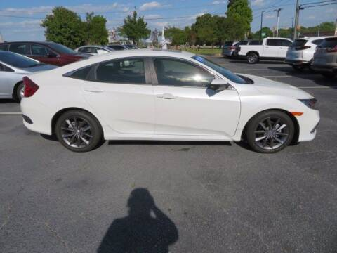 2019 Honda Civic for sale at DICK BROOKS PRE-OWNED in Lyman SC