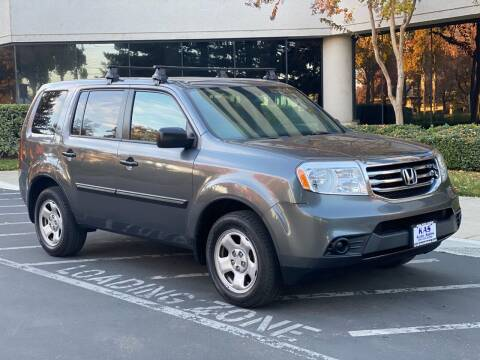 2013 Honda Pilot for sale at KAS Auto Sales in Sacramento CA