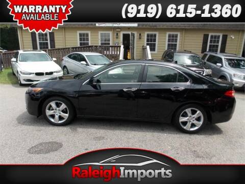 2013 Acura TSX for sale at Raleigh Imports in Raleigh NC