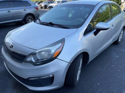 2016 Kia Rio for sale at Planet Automotive Group in Charlotte NC