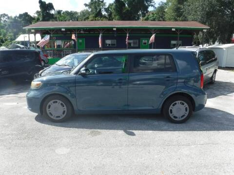 2008 Scion xB for sale at CARS CARS CARS INC in Apopka FL