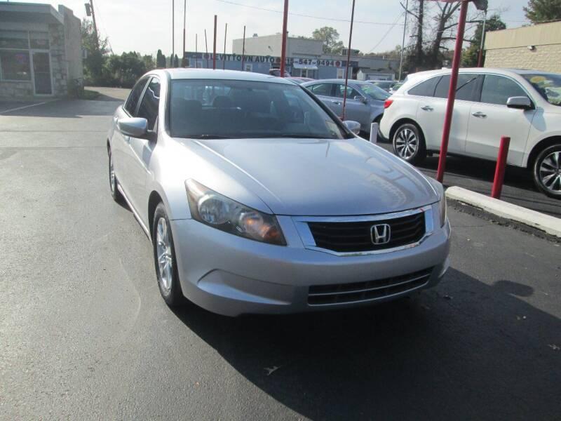 2008 Honda Accord LX-P 4dr Sedan 5A - Levittown PA