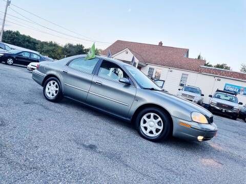 2003 Mercury Sable for sale at New Wave Auto of Vineland in Vineland NJ