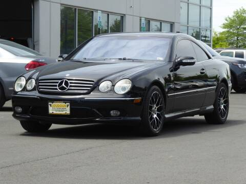 2004 Mercedes-Benz CL-Class for sale at Loudoun Used Cars - LOUDOUN MOTOR CARS in Chantilly VA