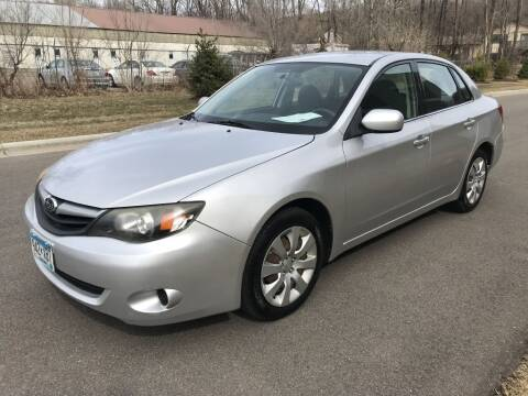 2011 Subaru Impreza for sale at Angies Auto Sales LLC in Newport MN