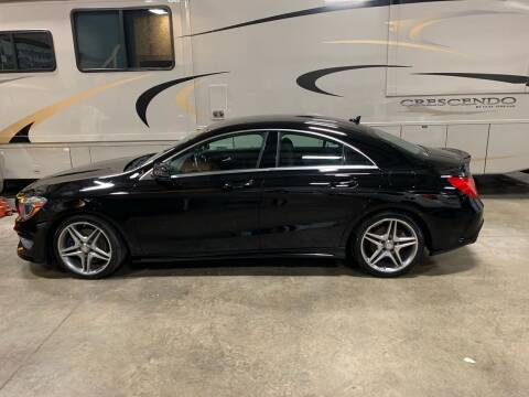 2014 Mercedes-Benz CLA for sale at Certified Auto Exchange in Indianapolis IN