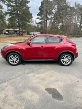 2013 Nissan JUKE for sale at Evans Motors Inc in Little Rock AR