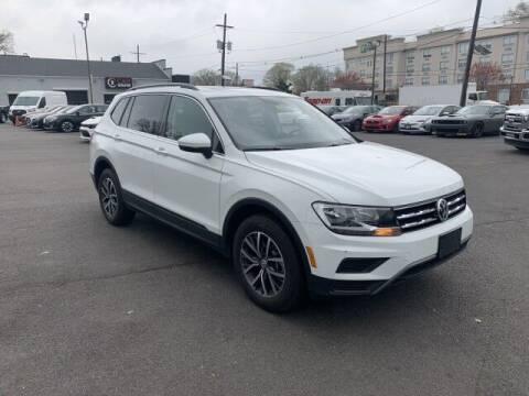 2019 Volkswagen Tiguan for sale at EMG AUTO SALES in Avenel NJ
