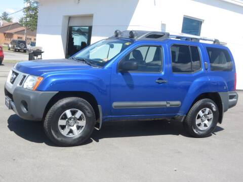 2013 Nissan Xterra for sale at Price Auto Sales 2 in Concord NH