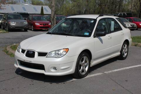 2007 Subaru Impreza for sale at Auto Bahn Motors in Winchester VA